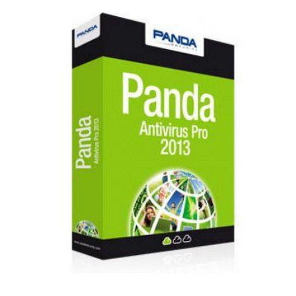 Image of   Antivirus Panda Antivirus Pro 2013