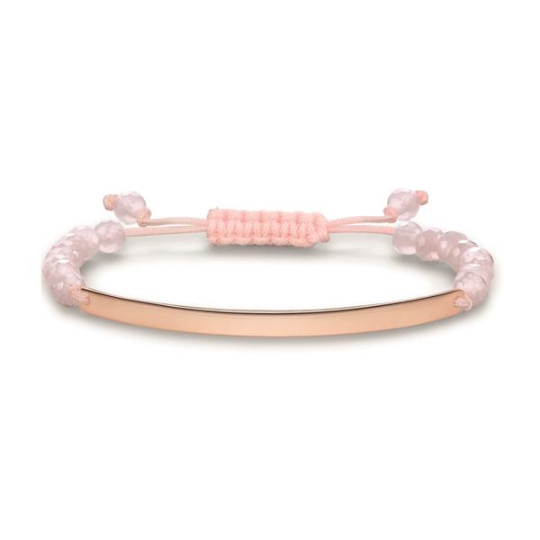 Image of   Armbånd til kvinder Thomas Sabo LBA0002-816-9-L21V |
