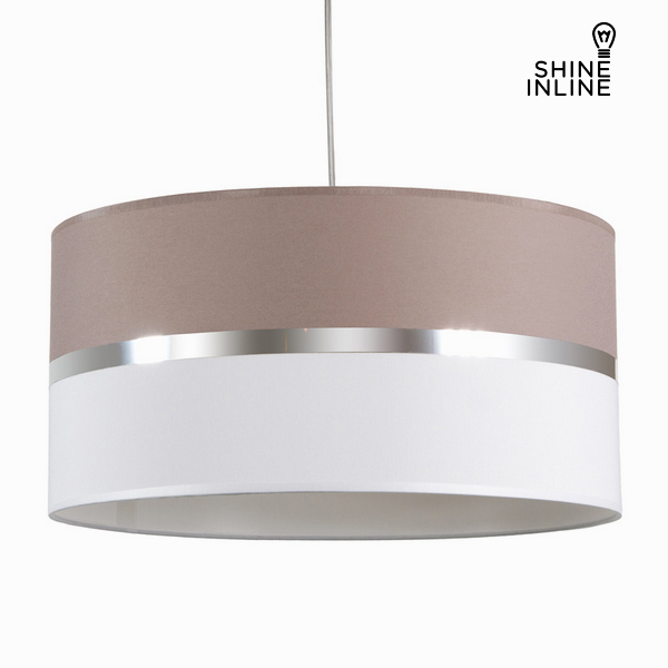 Image of   Aske og hvid loftslampe by Shine Inline