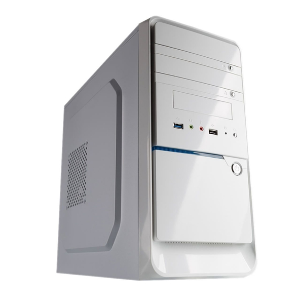 Image of   ATX mikro kasse Hiditec White Edition CH40Q30017
