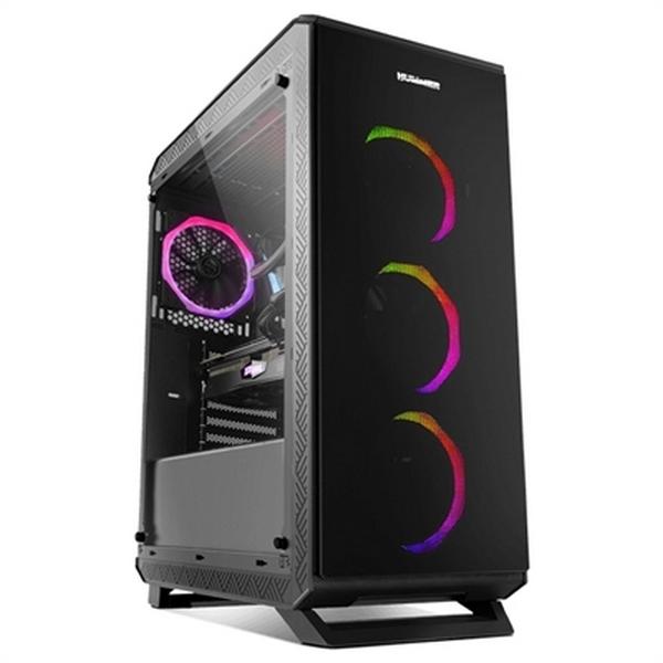 Image of   ATX Semi-tårn kasse NOX NXHUMMERTGF USB 3.0