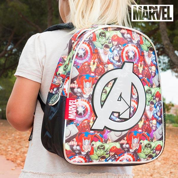 Image of   Avengers skolerygsæk