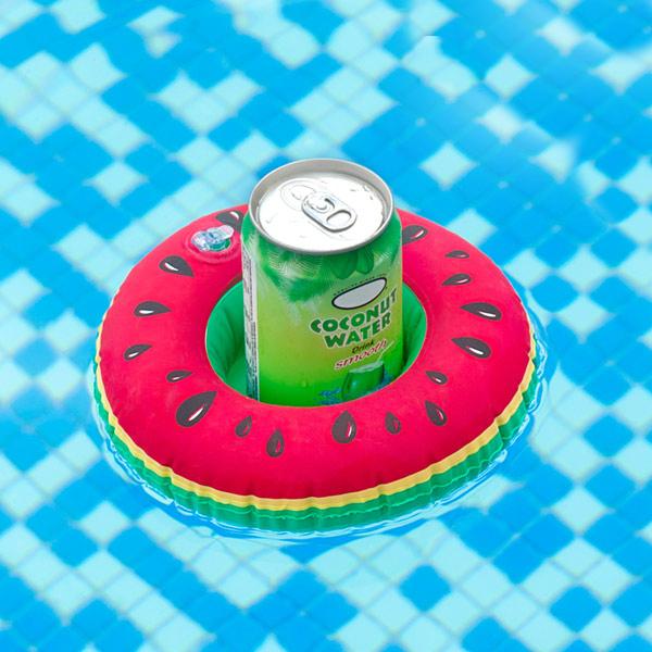 Image of   Aventure Goods Oppusteligt Vandmelonstativ til Dåser