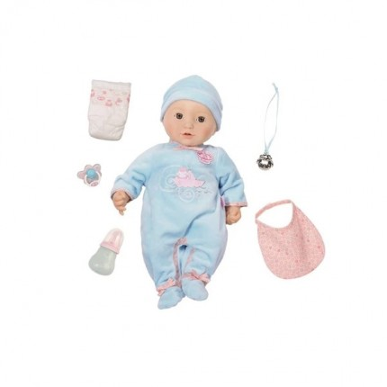 Image of   Baby Annabell Bror Dukke