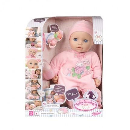 Image of   Baby Annabell Interaktiv Dukke 43 cm