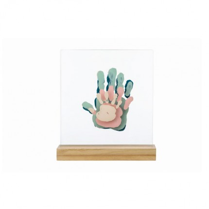 Image of   Baby Art Wooden Collection Family Prints