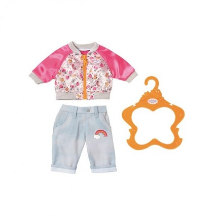 Image of   BABY Born Hverdagsoutfit fest movtiver