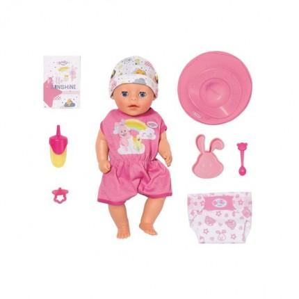 Image of   BABY Born Little Girl 36cm