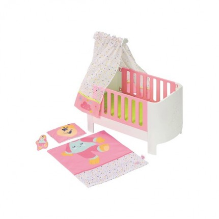 Image of   BABY Born Magic Bed Heaven