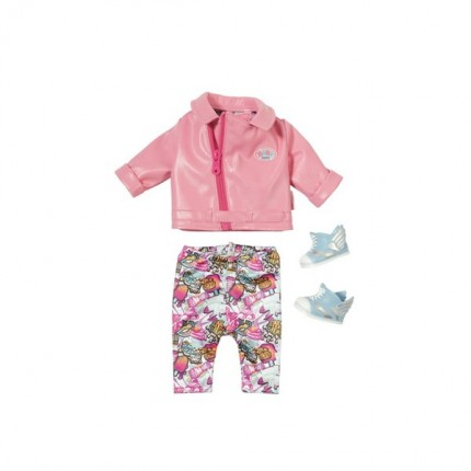 Image of   BABY Born Play&Fun Deluxe Scooter Outfit