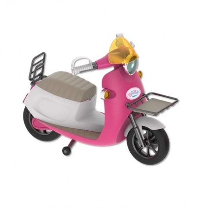Image of   BABY Born Play&Fun RC Scooter