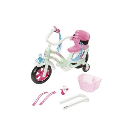 Image of   BABY Born Play & Fun Bike