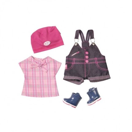 Image of   BABY Born Pony Farm Deluxe Outfit