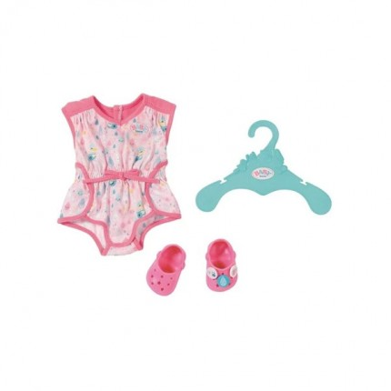 Image of   BABY Born Pyjamas med sko