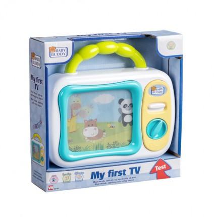 Image of   Baby Buddy Musik TV med optræk
