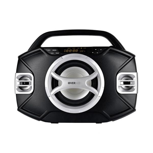 Image of   Bærbare Bluetooth-højttalere Overnis QDG-BX25 Sort