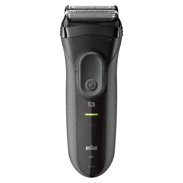 Image of   Barbermaskine Braun SERIE33000S+EN10 Sort