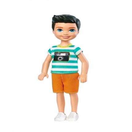 Image of   Barbie Chelsea Blondine Dreng Dukke