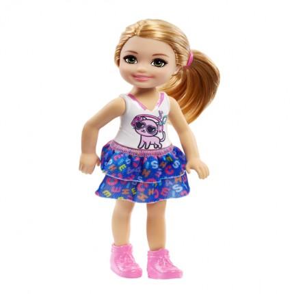 Image of   Barbie Chelsea Hestehale Dukke