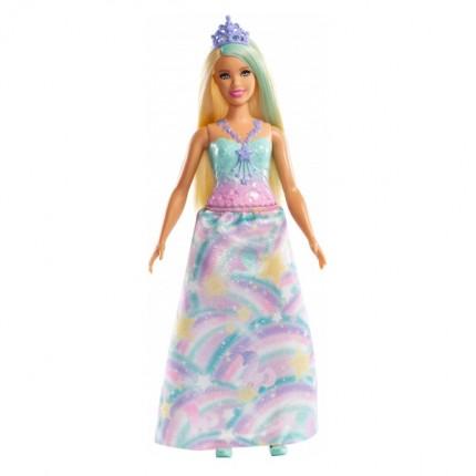 Image of   Barbie Dreamtopia Dukke Prinsesse