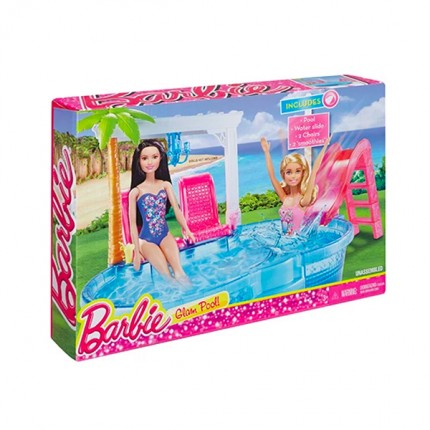 Image of   Barbie Glam Pool