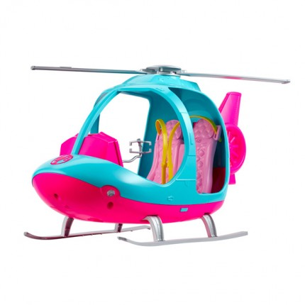 Image of   Barbie Helikopter