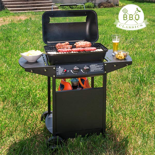 Image of   BBQ Classics 1834VA Gas Barbecue Med Grill
