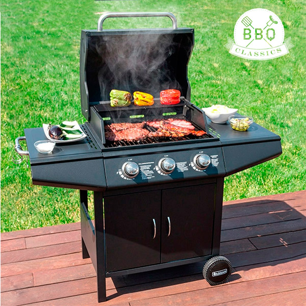 Image of   BBQ Classics 1857K Gas Barbecue med Grill