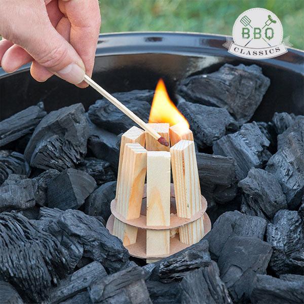 Image of   BBQ Classics Optænding til Grill