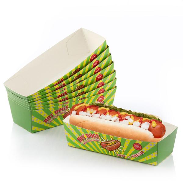 Image of   BBQ Classics Sæt med Hotdog Æsker (Pakke med 8)