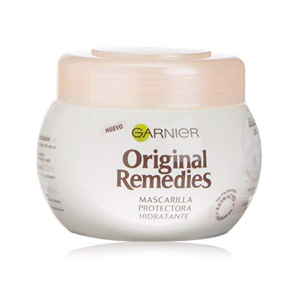 Image of   Beroligende maske Original Remedies Fructis