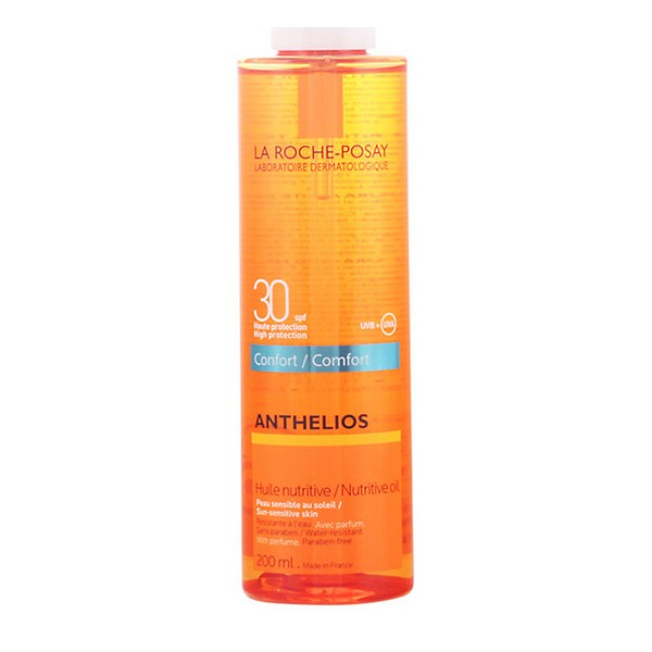 Image of   Beskyttende Olie Anthelios Xl Confort La Roche Posay Spf 30 (200 ml)