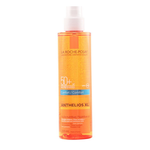 Image of   Beskyttende Olie Anthelios Xl Invisible La Roche Posay Spf 50 (200 ml)