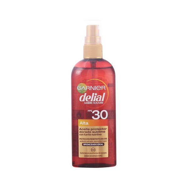 Image of   Beskyttende Olie Delial SPF 30 (150 ml)