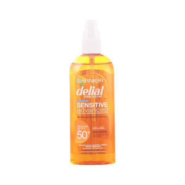 Image of   Beskyttende Olie Delial SPF 50+ (150 ml)