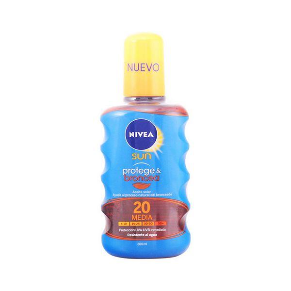Image of   Beskyttende Olie Spf 20 Nivea 3557