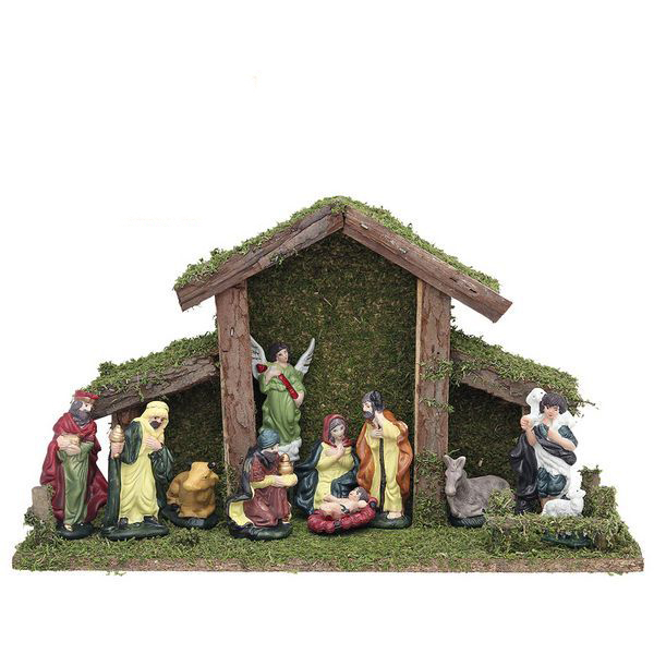Image of   Betlehem dekoration Christmas Planet 4448 (9 pcs)