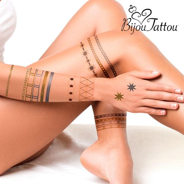 Image of   Bijou Tattou Midlertidige Tatoveringer
