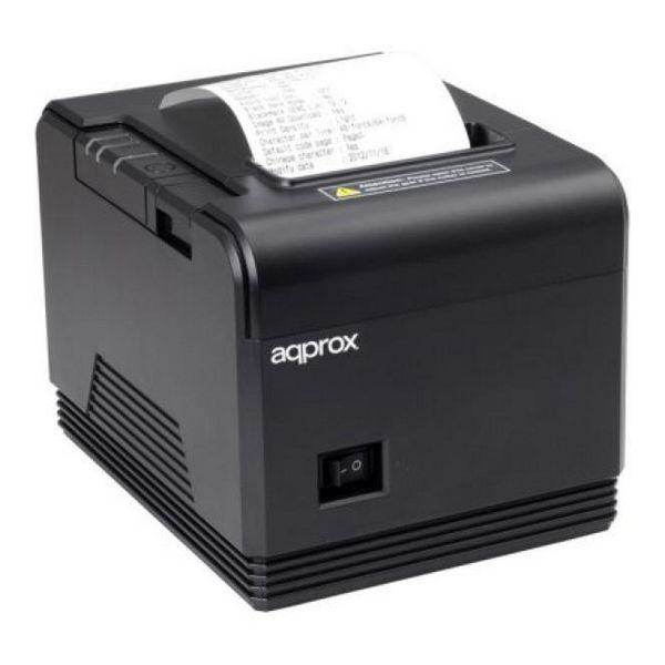 Image of   Billetprinter approx! appPOS80AM3 USB/Ethernet Sort