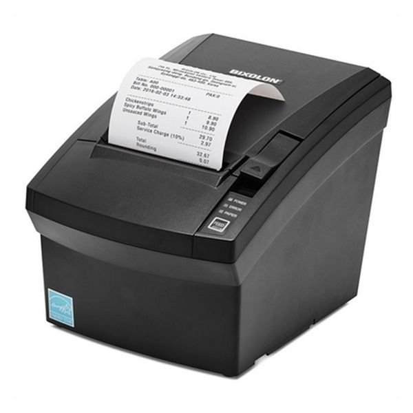 Image of   Billetprinter Bixolon SRP-330II USB Sort
