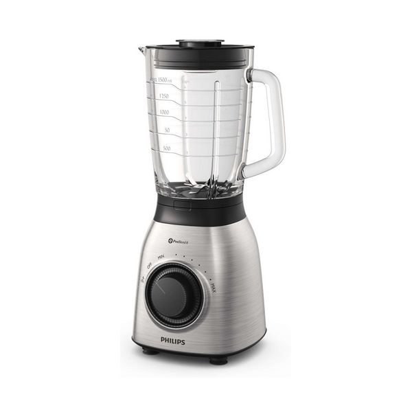 Image of   Blender Philips HR3555/00 700W 2L Stål