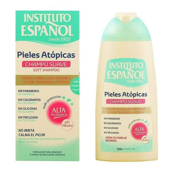 Image of   Blød shampoo Instituto Español
