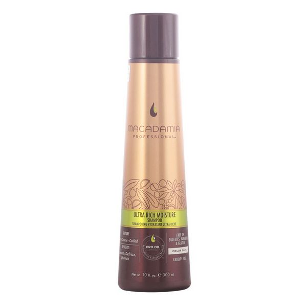 Image of   Blødgørende shampoo Ultra Rich Macadamia (300 ml)
