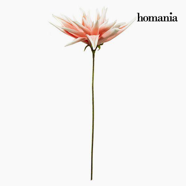 Image of   Blomst Skum Hvid Laksefarvet by Homania