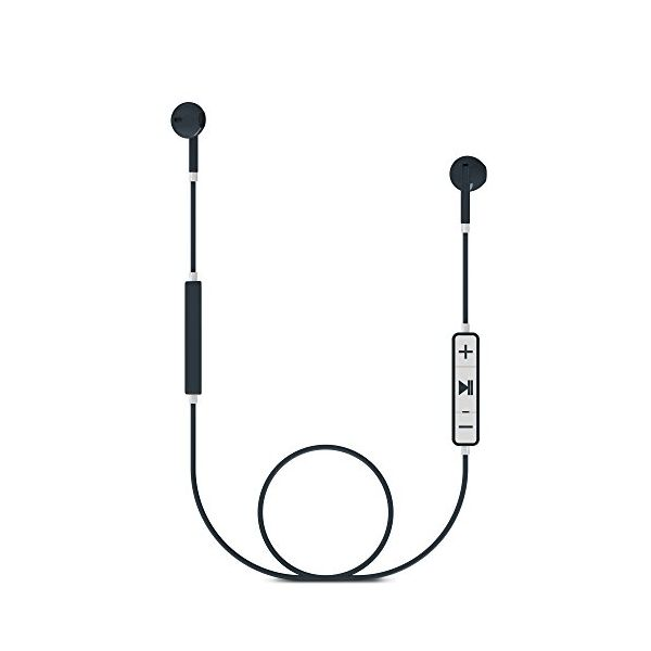 Image of   Bluetooth headset med mikrofon Energy Sistem 428175 V4.1 100 mAh Grå