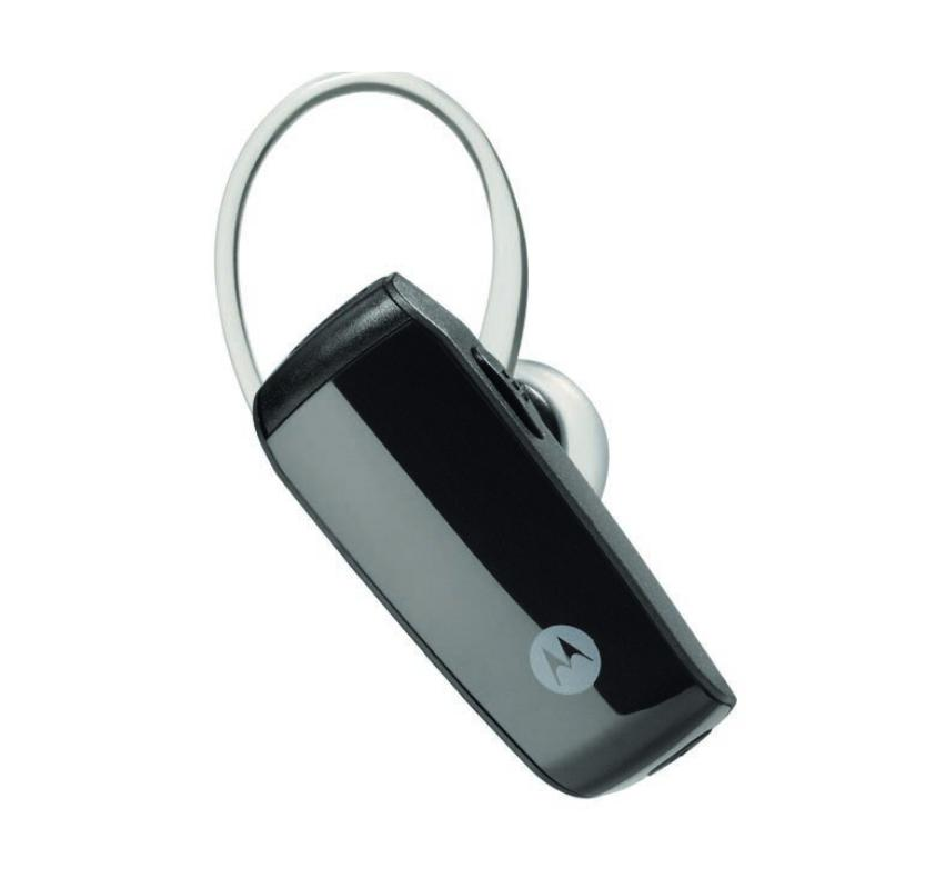 Image of   Bluetooth headset med mikrofon Motorola HK-255 Sort