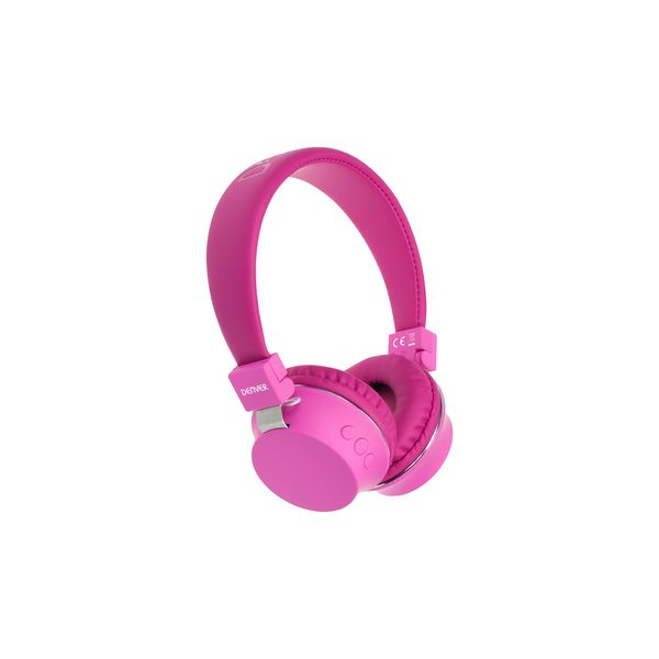 Image of   Bluetooth-hovedtelefoner Denver Electronics BTH-205 Pink