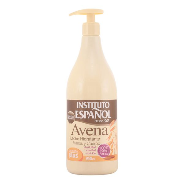 Image of   Body Milk Avena Instituto Español (950 ml)