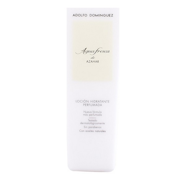 Image of   Bodylotion Agua Fresca De Azahar Adolfo Dominguez (500 ml)