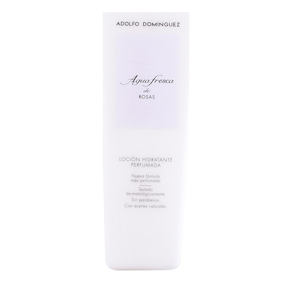 Image of   Bodylotion Agua Fresca De Rosas Adolfo Dominguez (500 ml)